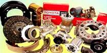 Cz�ci do samochod�w marki Toyota